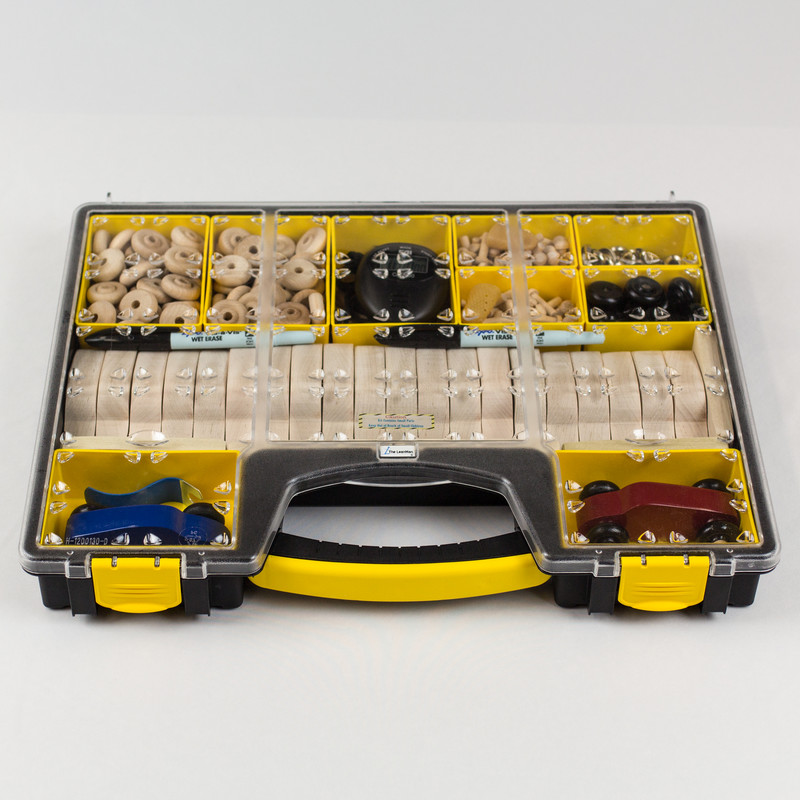 Basic Lean Factory Simulation Car Kit