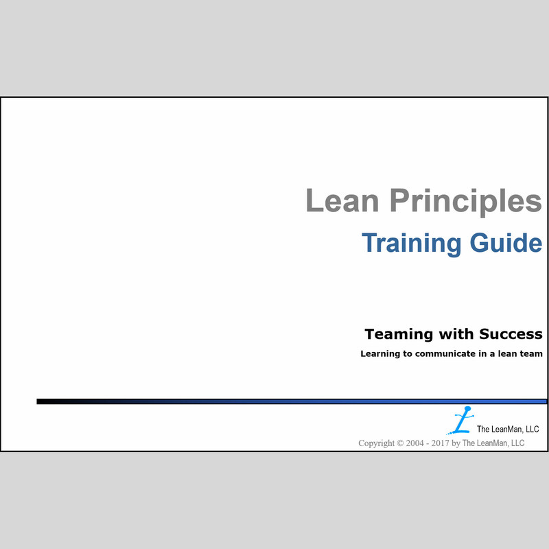 Teaming with Success Participant Handbook